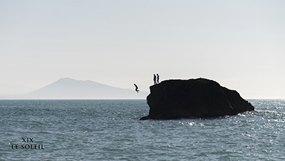 Rock Jump (XIX Le Soleil)