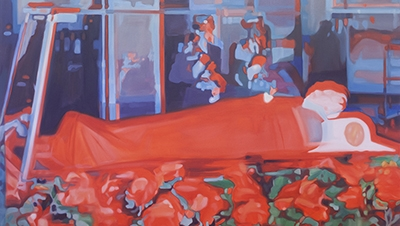 The Dormant Colony: Paintings