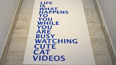 Hayat, Sen Sevimli Kedi Videoları İzlerken Başından Geçenlerdir
